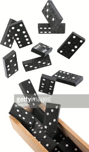 игра крест домино